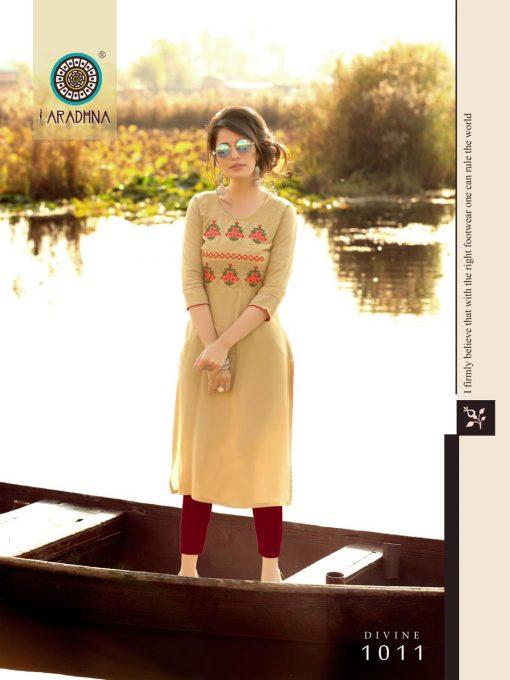 Aradhna Divine Vol 1 Kurti Wholesale Catalog 12 Pcs 10 510x680 - Aradhna Divine Vol 1 Kurti Wholesale Catalog 12 Pcs