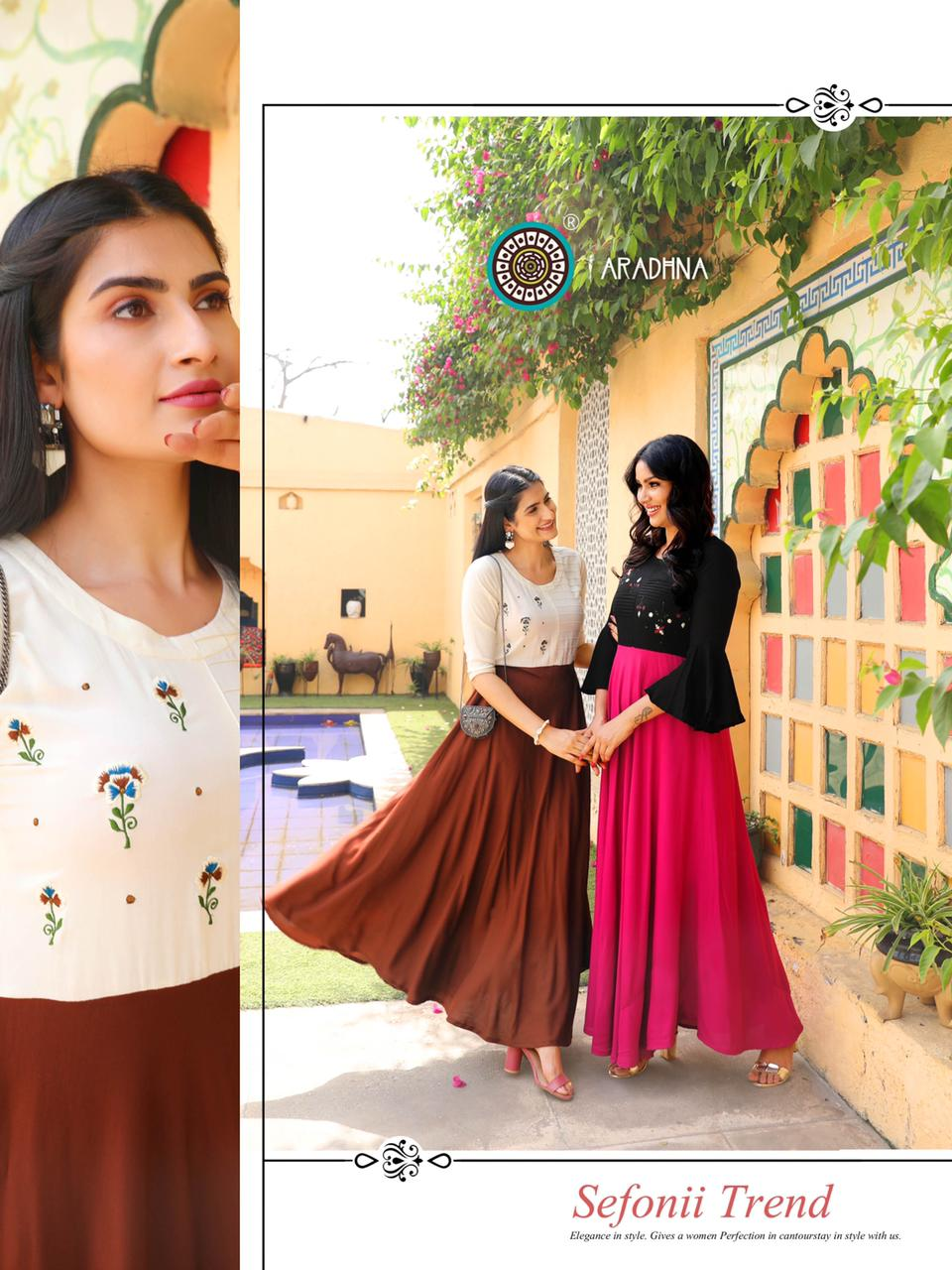 Aradhna Fashion Fabulous Vol 3 Kurti Wholesale Catalog 12 Pcs 11 - Aradhna Fashion Fabulous Vol 3 Kurti Wholesale Catalog 12 Pcs