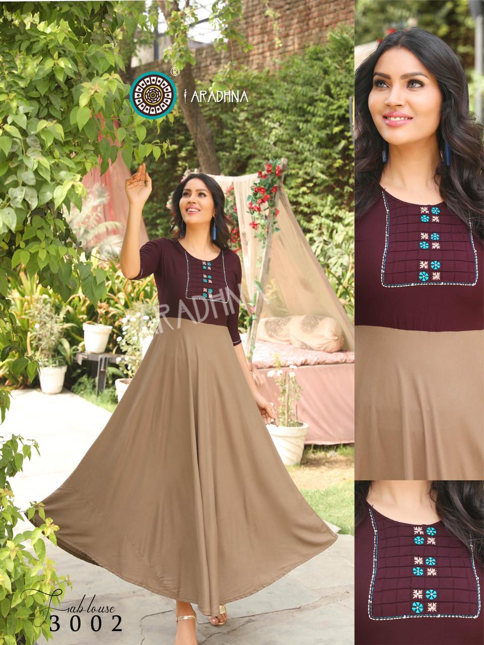 Aradhna Fashion Fabulous Vol 3 Kurti Wholesale Catalog 12 Pcs 4 - Aradhna Fashion Fabulous Vol 3 Kurti Wholesale Catalog 12 Pcs