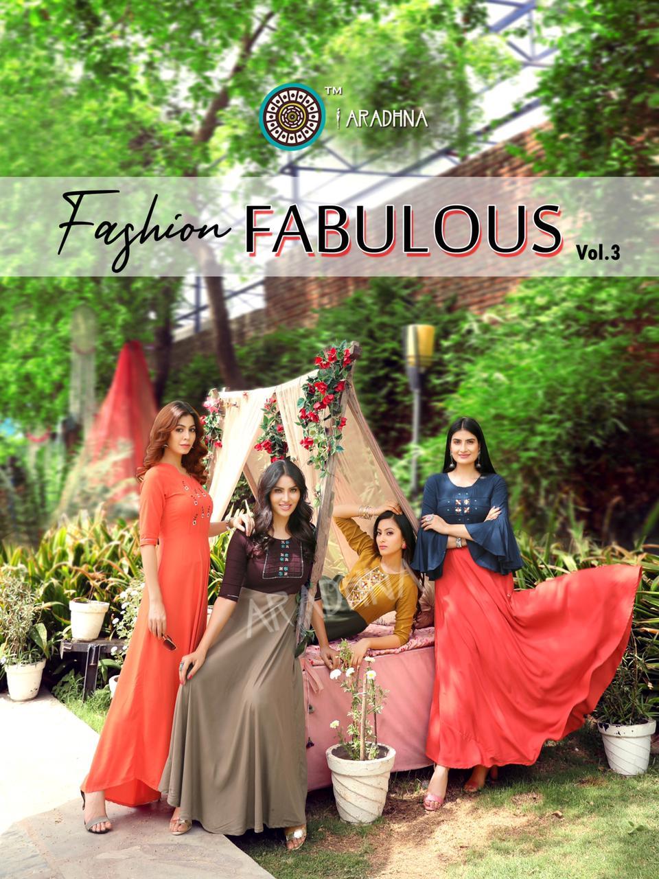 Aradhna Fashion Fabulous Vol 3 Kurti Wholesale Catalog 12 Pcs 5 - Aradhna Fashion Fabulous Vol 3 Kurti Wholesale Catalog 12 Pcs