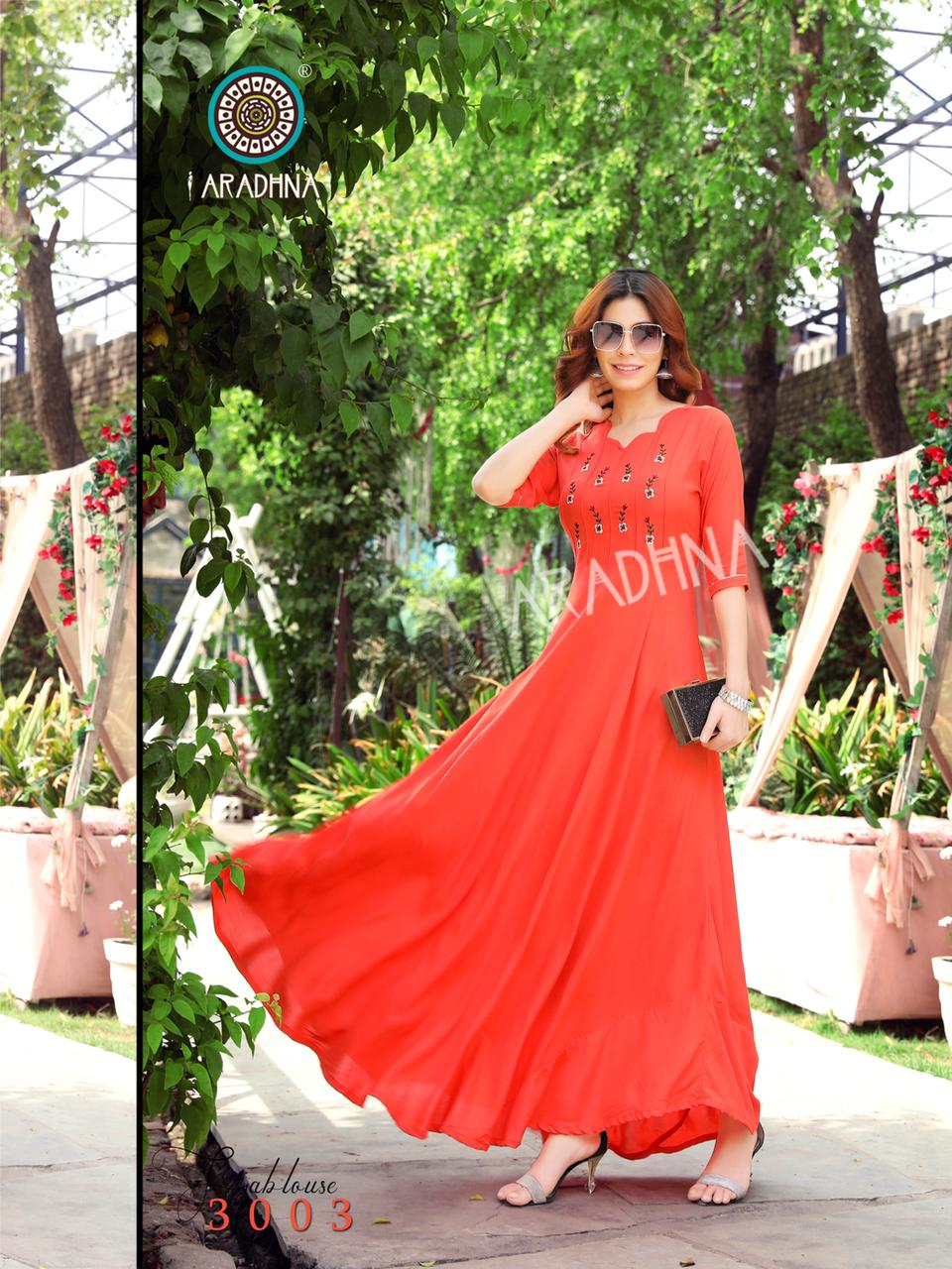 Aradhna Fashion Fabulous Vol 3 Kurti Wholesale Catalog 12 Pcs 7 - Aradhna Fashion Fabulous Vol 3 Kurti Wholesale Catalog 12 Pcs