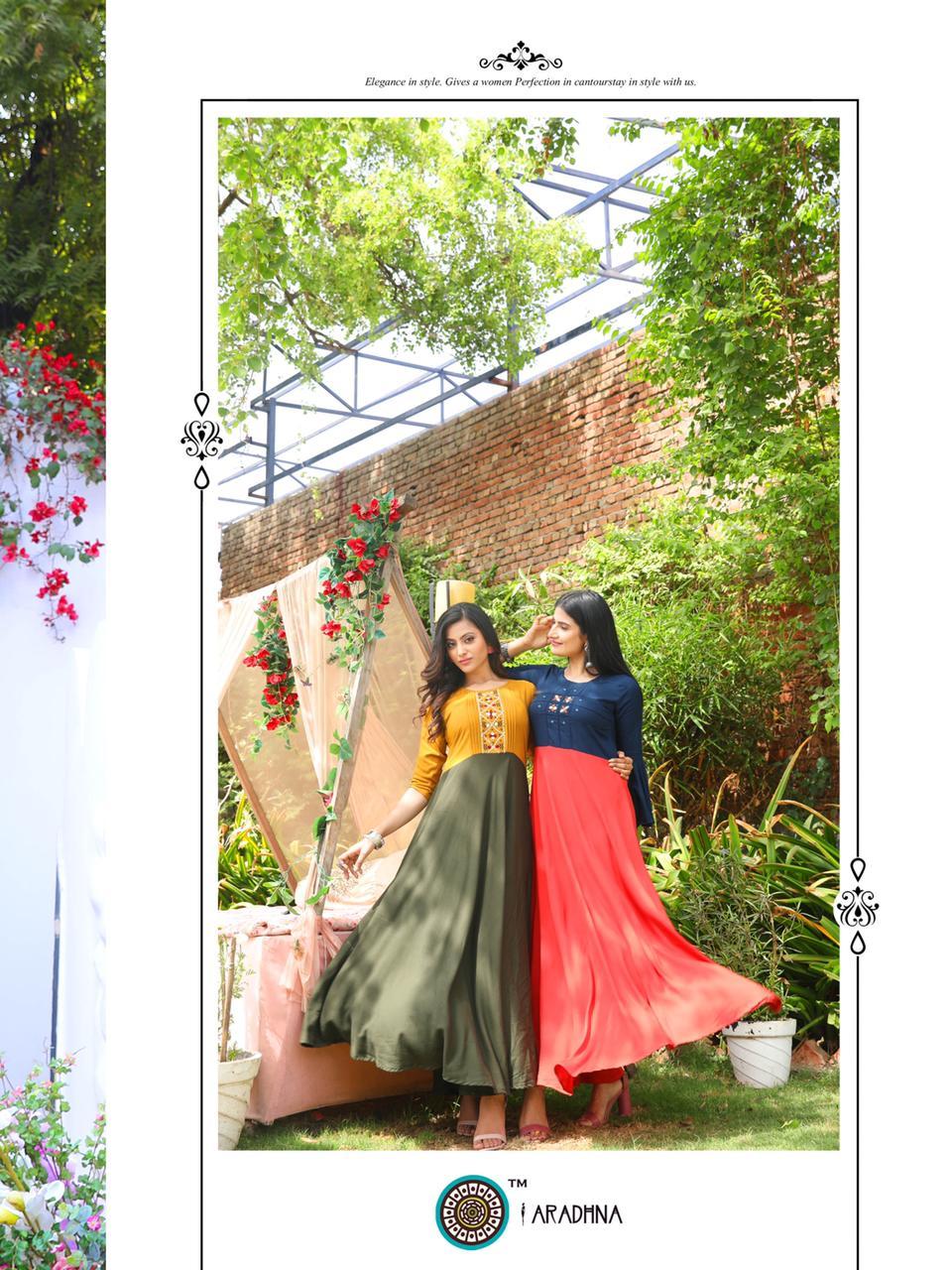 Aradhna Fashion Fabulous Vol 3 Kurti Wholesale Catalog 12 Pcs 9 - Aradhna Fashion Fabulous Vol 3 Kurti Wholesale Catalog 12 Pcs
