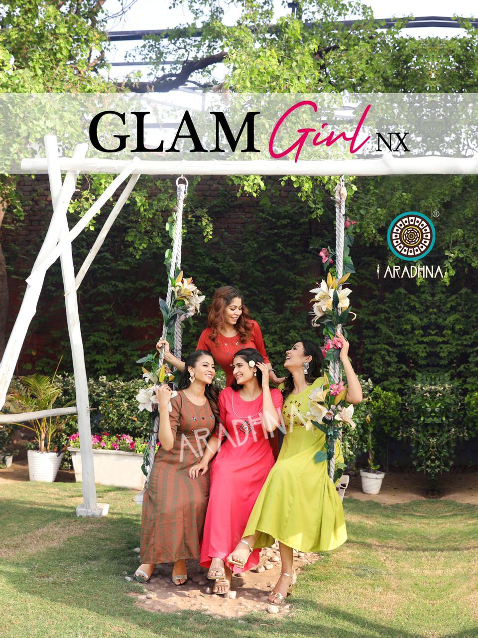 Aradhna Glam Girl Nx Kurti Wholesale Catalog 7 Pcs 5 - Aradhna Glam Girl Nx Kurti Wholesale Catalog 7 Pcs