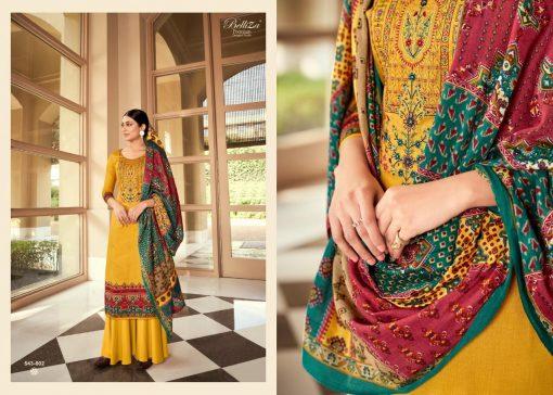 Belliza Riyaaz Salwar Suit Wholesale Catalog 6 Pcs 4 1 510x364 - Belliza Riyaaz Salwar Suit Wholesale Catalog 6 Pcs