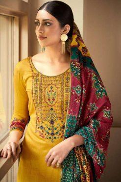 Belliza Riyaaz Salwar Suit Wholesale Catalog 6 Pcs