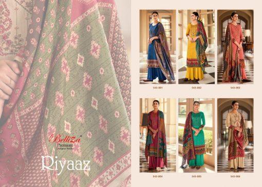 Belliza Riyaaz Salwar Suit Wholesale Catalog 6 Pcs 9 1 510x364 - Belliza Riyaaz Salwar Suit Wholesale Catalog 6 Pcs