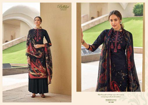 Belliza Wonder Style Salwar Suit Wholesale Catalog 10 Pcs 11 510x361 - Belliza Wonder Style Salwar Suit Wholesale Catalog 10 Pcs