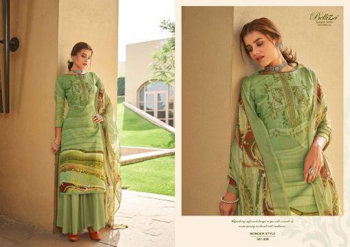 Belliza Wonder Style Salwar Suit Wholesale Catalog 10 Pcs 12 510x361 - Belliza Wonder Style Salwar Suit Wholesale Catalog 10 Pcs