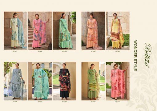 Belliza Wonder Style Salwar Suit Wholesale Catalog 10 Pcs 14 1 510x361 - Belliza Wonder Style Salwar Suit Wholesale Catalog 10 Pcs