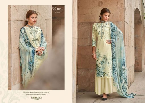 Belliza Wonder Style Salwar Suit Wholesale Catalog 10 Pcs 3 510x361 - Belliza Wonder Style Salwar Suit Wholesale Catalog 10 Pcs
