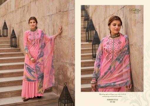 Belliza Wonder Style Salwar Suit Wholesale Catalog 10 Pcs 4 510x361 - Belliza Wonder Style Salwar Suit Wholesale Catalog 10 Pcs