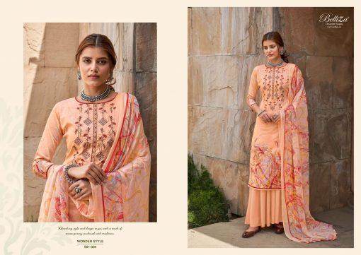 Belliza Wonder Style Salwar Suit Wholesale Catalog 10 Pcs 6 510x361 - Belliza Wonder Style Salwar Suit Wholesale Catalog 10 Pcs