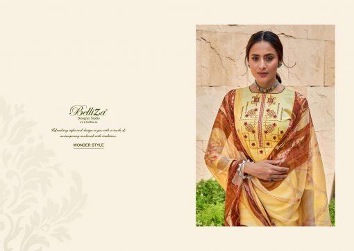 Belliza Wonder Style Salwar Suit Wholesale Catalog 10 Pcs 7 510x361 - Belliza Wonder Style Salwar Suit Wholesale Catalog 10 Pcs