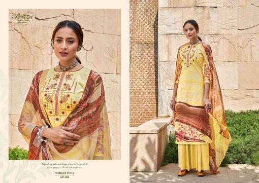 Belliza Wonder Style Salwar Suit Wholesale Catalog 10 Pcs 8 510x361 - Belliza Wonder Style Salwar Suit Wholesale Catalog 10 Pcs