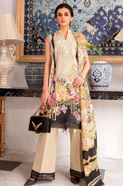 Deepsy Firdous Urbane Salwar Suit Wholesale Catalog 8 Pcs