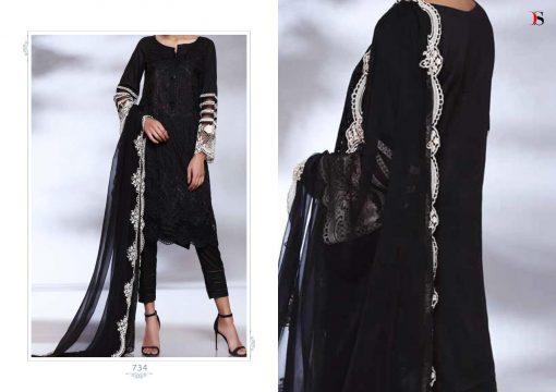 Deepsy Maria B Lawn 21 Vol 3 Salwar Suit Wholesale Catalog 7 Pcs 5 1 510x360 - Deepsy Maria B Black Beauty Salwar Suit Wholesale Catalog 5 Pcs