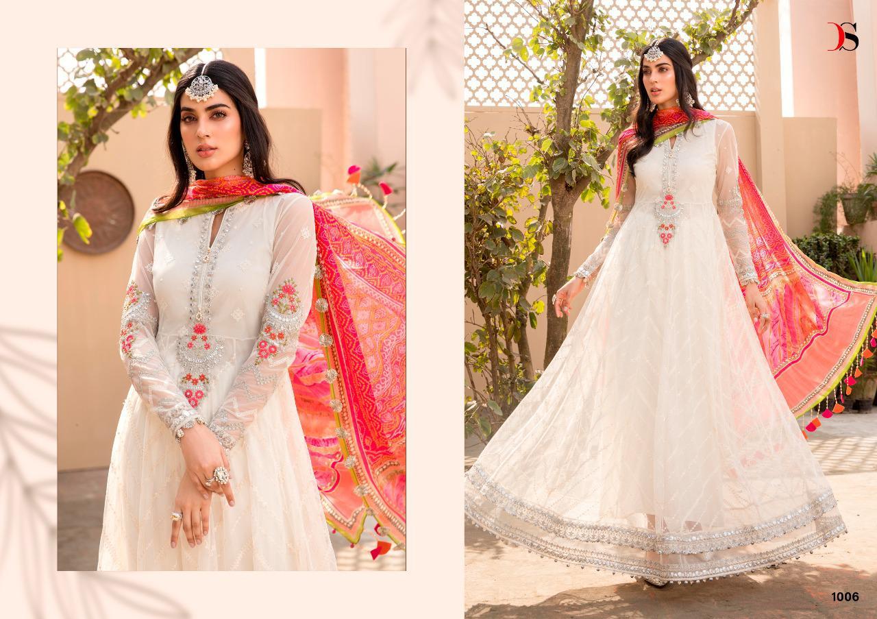 Deepsy Maria B Lawn 21 Vol 3 Salwar Suit Wholesale Catalog 7 Pcs 6 - Deepsy Maria B Lawn 21 Vol 3 Salwar Suit Wholesale Catalog 7 Pcs