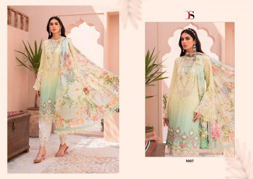 Deepsy Maria B Lawn 21 Vol 3 Salwar Suit Wholesale Catalog 7 Pcs 8 510x360 - Deepsy Maria B Lawn 21 Vol 3 Salwar Suit Wholesale Catalog 7 Pcs