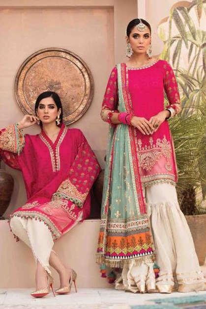 Deepsy Maria B Lawn 21 Vol 3 Salwar Suit Wholesale Catalog 7 Pcs - Deepsy Maria B Lawn 21 Vol 3 Salwar Suit Wholesale Catalog 7 Pcs