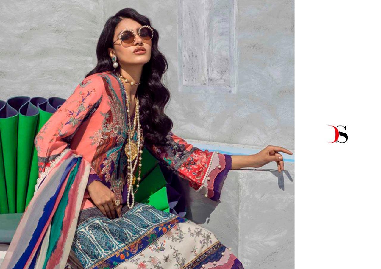 Deepsy Sana Safinaz Muzlin Vol 3 Salwar Suit Wholesale Catalog 8 Pcs 1 - Deepsy Sana Safinaz Muzlin Vol 3 Salwar Suit Wholesale Catalog 8 Pcs