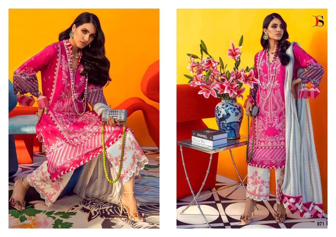 Deepsy Sana Safinaz Muzlin Vol 3 Salwar Suit Wholesale Catalog 8 Pcs 2 - Deepsy Sana Safinaz Muzlin Vol 3 Salwar Suit Wholesale Catalog 8 Pcs