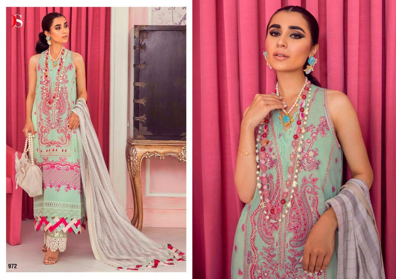 Deepsy Sana Safinaz Muzlin Vol 3 Salwar Suit Wholesale Catalog 8 Pcs 5 - Deepsy Sana Safinaz Muzlin Vol 3 Salwar Suit Wholesale Catalog 8 Pcs