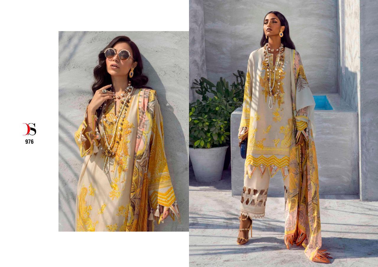 Deepsy Sana Safinaz Muzlin Vol 3 Salwar Suit Wholesale Catalog 8 Pcs 7 - Deepsy Sana Safinaz Muzlin Vol 3 Salwar Suit Wholesale Catalog 8 Pcs
