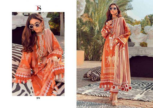 Deepsy Sana Safinaz Muzlin Vol 3 Salwar Suit Wholesale Catalog 8 Pcs 8 510x360 - Deepsy Sana Safinaz Muzlin Vol 3 Salwar Suit Wholesale Catalog 8 Pcs