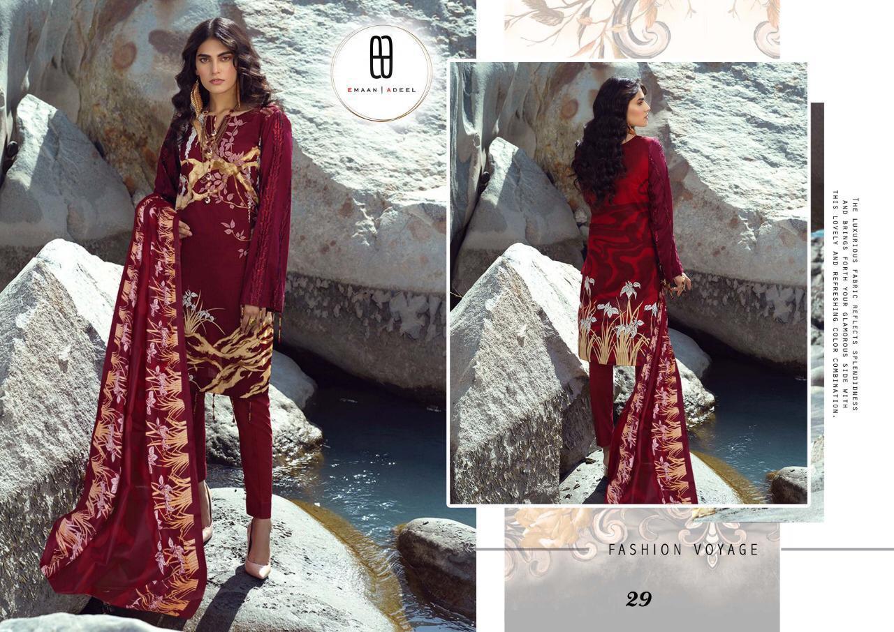 Emaan Adeel Vol 3 Salwar Suit Wholesale Catalog 10 Pcs 6 - Emaan Adeel Vol 3 Salwar Suit Wholesale Catalog 10 Pcs