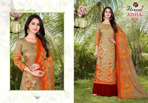 Floreon Trends Aisha Vol 2 Salwar Suit Wholesale Catalog 10 Pcs 4 510x357 - Floreon Trends Aisha Vol 2 Salwar Suit Wholesale Catalog 10 Pcs