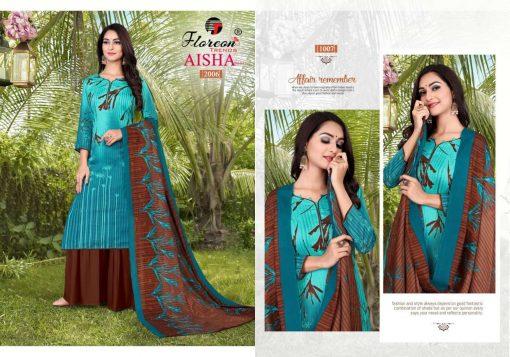 Floreon Trends Aisha Vol 2 Salwar Suit Wholesale Catalog 10 Pcs 6 510x357 - Floreon Trends Aisha Vol 2 Salwar Suit Wholesale Catalog 10 Pcs
