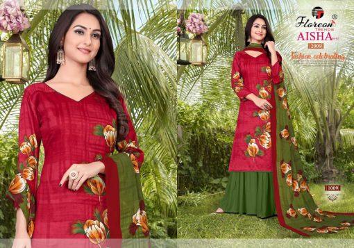 Floreon Trends Aisha Vol 2 Salwar Suit Wholesale Catalog 10 Pcs 9 510x357 - Floreon Trends Aisha Vol 2 Salwar Suit Wholesale Catalog 10 Pcs