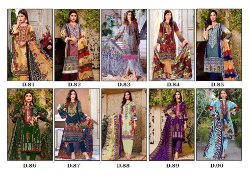 Gull AAhmed Vol 9 Lawn Colletion Salwar Suit Wholesale Catalog 10 Pcs 14 510x360 - Gull AAhmed Vol 9 Lawn Colletion Salwar Suit Wholesale Catalog 10 Pcs