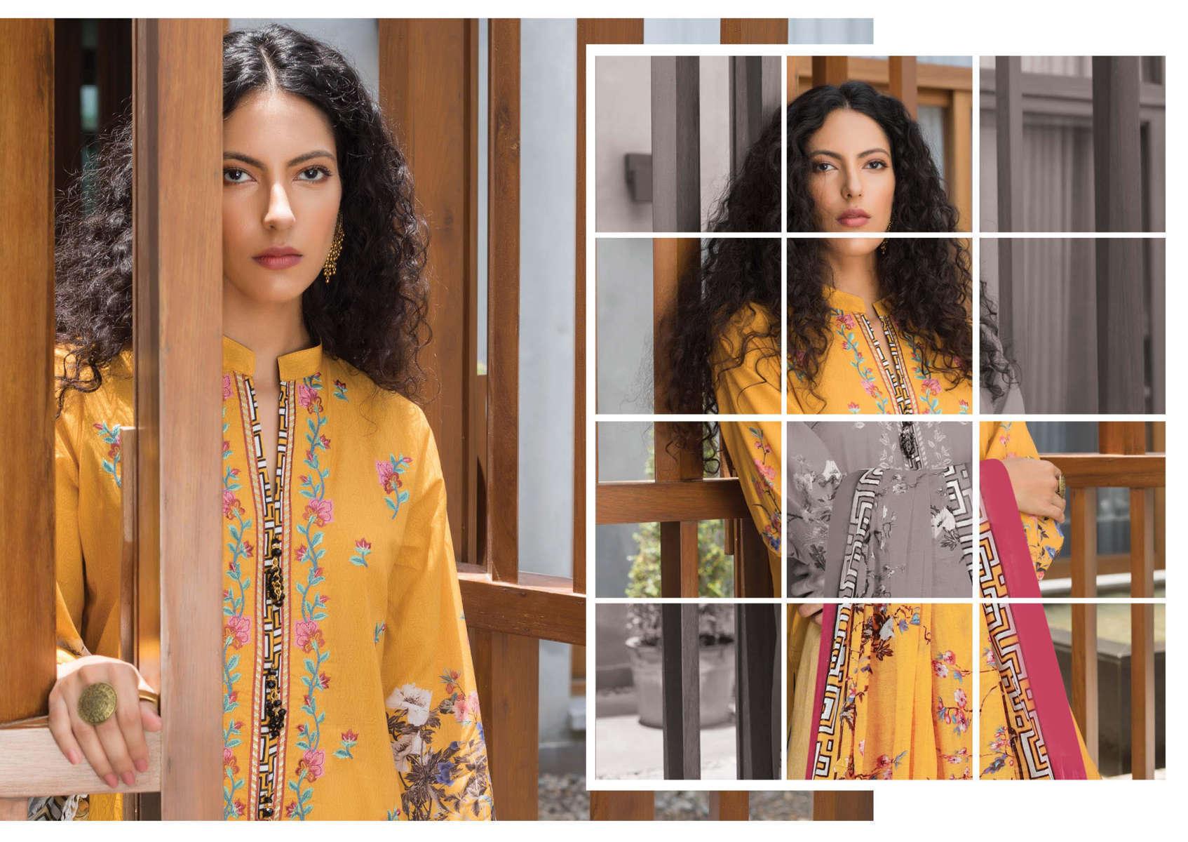 Iris Vol 10 Karachi Cotton Salwar Suit Wholesale Catalog 10 Pcs 2 - Iris Vol 10 Karachi Cotton Salwar Suit Wholesale Catalog 10 Pcs