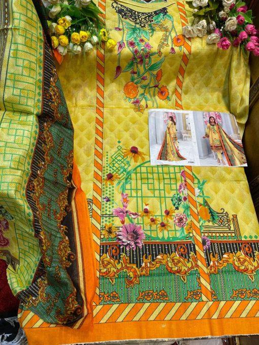 Iris Vol 11 Karachi Cotton Salwar Suit Wholesale Catalog 10 Pcs 16 510x680 - Iris Vol 11 Karachi Cotton Salwar Suit Wholesale Catalog 10 Pcs