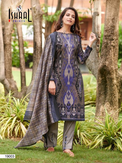 Ishaal Gulmohar Vol 19 Salwar Suit Wholesale Catalog 10 Pcs 2 510x680 - Ishaal Gulmohar Vol 19 Salwar Suit Wholesale Catalog 10 Pcs