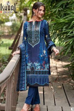 Ishaal Gulmohar Vol 19 Salwar Suit Wholesale Catalog 10 Pcs