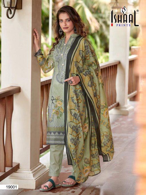 Ishaal Gulmohar Vol 19 Salwar Suit Wholesale Catalog 10 Pcs 3 510x680 - Ishaal Gulmohar Vol 19 Salwar Suit Wholesale Catalog 10 Pcs