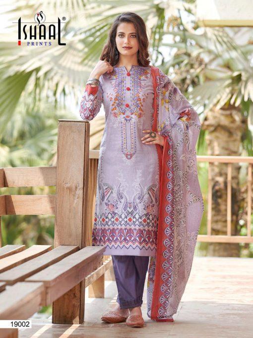 Ishaal Gulmohar Vol 19 Salwar Suit Wholesale Catalog 10 Pcs 4 510x680 - Ishaal Gulmohar Vol 19 Salwar Suit Wholesale Catalog 10 Pcs