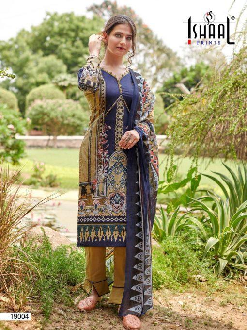Ishaal Gulmohar Vol 19 Salwar Suit Wholesale Catalog 10 Pcs 9 510x680 - Ishaal Gulmohar Vol 19 Salwar Suit Wholesale Catalog 10 Pcs