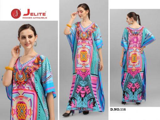 Jelite Afreen Kaftans Vol 2 Kurti Wholesale Catalog 8 Pcs 5 510x383 - Jelite Afreen Kaftans Vol 2 Kurti Wholesale Catalog 8 Pcs
