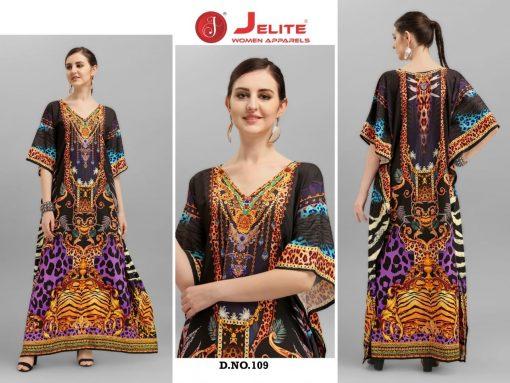 Jelite Afreen Kaftans Vol 2 Kurti Wholesale Catalog 8 Pcs 8 510x383 - Jelite Afreen Kaftans Vol 2 Kurti Wholesale Catalog 8 Pcs