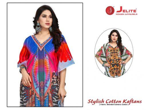 Jelite Stylish Cotton Kaftans Kurti Wholesale Catalog 8 Pcs 1 510x383 - Jelite Stylish Cotton Kaftans Kurti Wholesale Catalog 8 Pcs