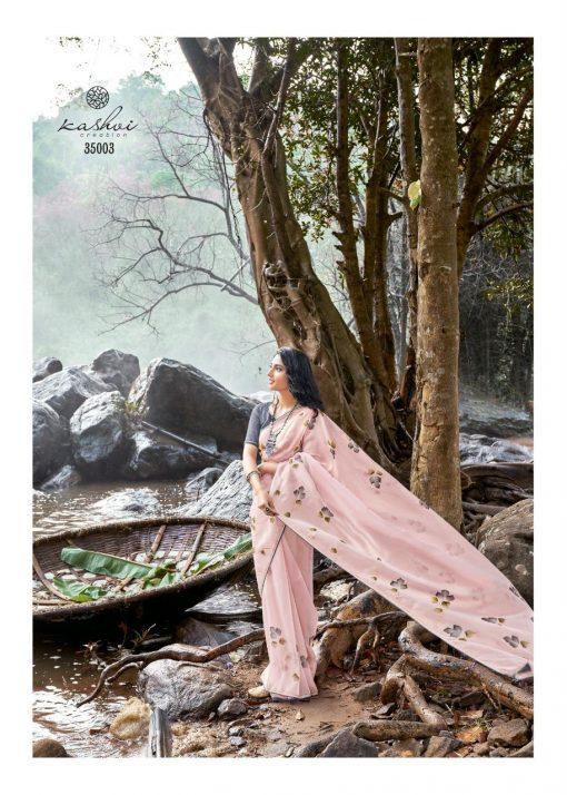 Kashvi Amor by Lt Fabrics Saree Sari Wholesale Catalog 5 Pcs 11 510x714 - Kashvi Amor by Lt Fabrics Saree Sari Wholesale Catalog 5 Pcs