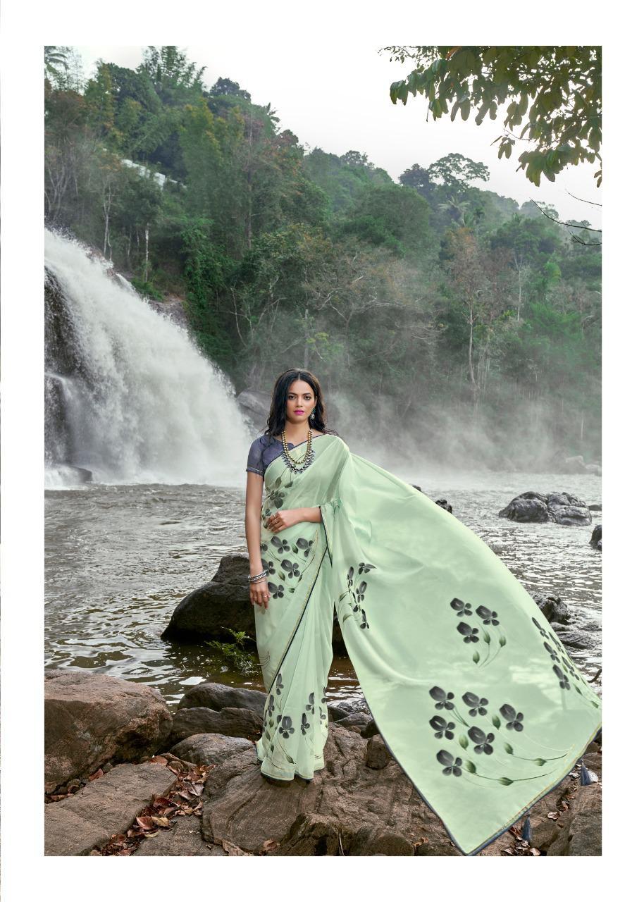 Kashvi Amor by Lt Fabrics Saree Sari Wholesale Catalog 5 Pcs 7 - Kashvi Amor by Lt Fabrics Saree Sari Wholesale Catalog 5 Pcs