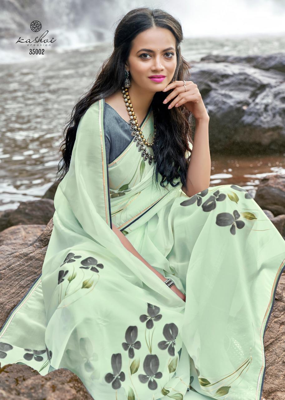 Kashvi Amor by Lt Fabrics Saree Sari Wholesale Catalog 5 Pcs 8 - Kashvi Amor by Lt Fabrics Saree Sari Wholesale Catalog 5 Pcs