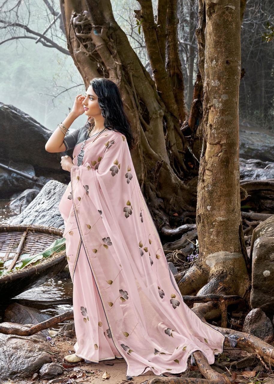 Kashvi Amor by Lt Fabrics Saree Sari Wholesale Catalog 5 Pcs 9 - Kashvi Amor by Lt Fabrics Saree Sari Wholesale Catalog 5 Pcs