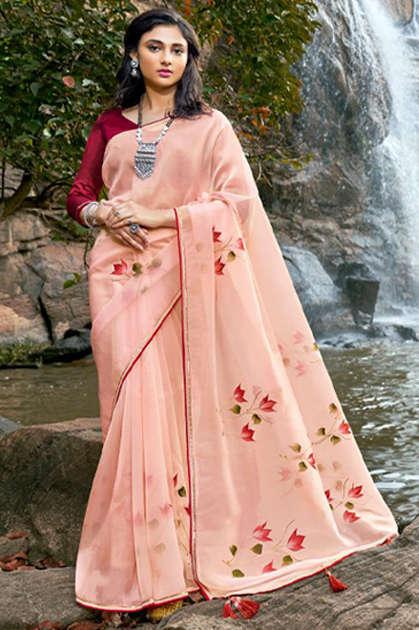 Kashvi Amor by Lt Fabrics Saree Sari Wholesale Catalog 5 Pcs