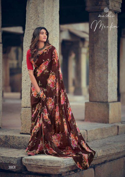 Kashvi Menka by Lt Fabrics Saree Sari Wholesale Catalog 10 Pcs 1 510x721 - Kashvi Menka by Lt Fabrics Saree Sari Wholesale Catalog 10 Pcs