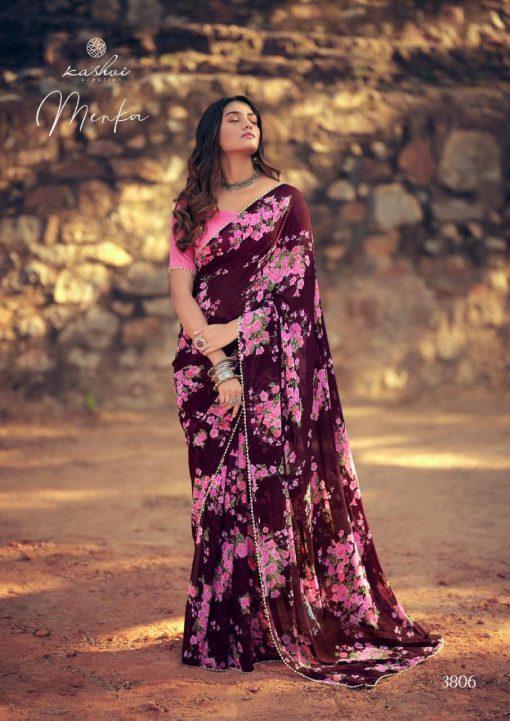 Kashvi Menka by Lt Fabrics Saree Sari Wholesale Catalog 10 Pcs 14 510x721 - Kashvi Menka by Lt Fabrics Saree Sari Wholesale Catalog 10 Pcs
